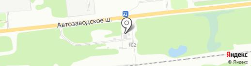 Прокопьев и партнеры на карте Дзержинска