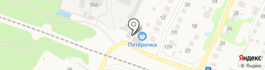 Автомойка на карте Большого Козино