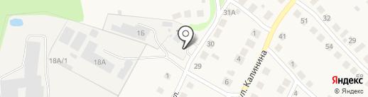 Пожарная часть №128 на карте Большого Козино
