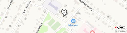 Сбербанк, ПАО на карте Большого Козино