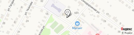 Волго-Вятский банк Сбербанка России на карте Большого Козино