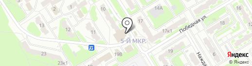 ИМПЕРИЯ ПОДАРКОВ на карте Нижнего Новгорода