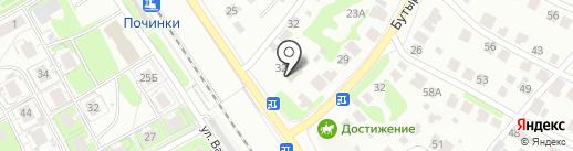 Мастерская по ремонту цифровой техники на карте Нижнего Новгорода