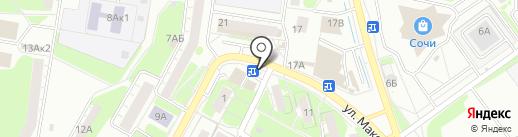 То, что надо на карте Нижнего Новгорода