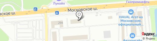 Компания по продаже автомобилей и недвижимости на карте Нижнего Новгорода
