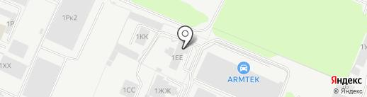 НН ГРУПП на карте Нижнего Новгорода