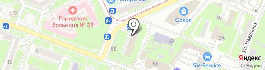 Vape shop soyz на карте Нижнего Новгорода