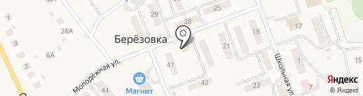 Эльф на карте Березовки