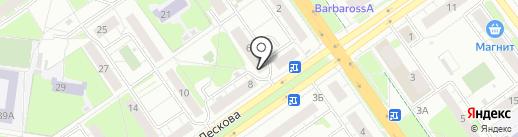 Магазин ювелирных изделий на карте Нижнего Новгорода