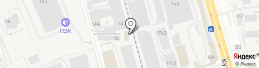 АСА КОМПАНИЯ на карте Нижнего Новгорода