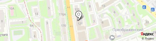 GORKOVCHANKA на карте Нижнего Новгорода
