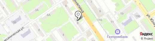 ДНС на карте Нижнего Новгорода