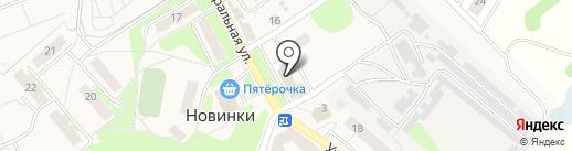 Pub на карте Новинок