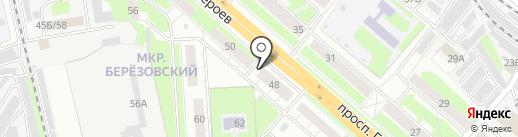 Лора НН на карте Нижнего Новгорода
