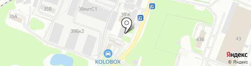 Details4Tuning на карте Нижнего Новгорода