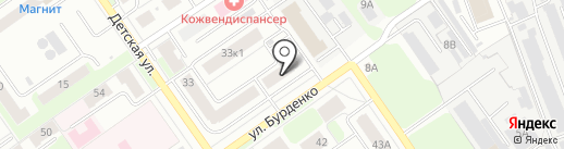 Soroka на карте Нижнего Новгорода