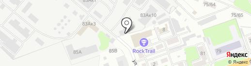 Плитка Гуру на карте Нижнего Новгорода