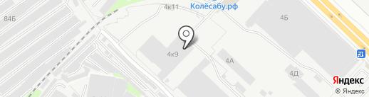 СтальКров-центр Кровли и Фасада на карте Нижнего Новгорода