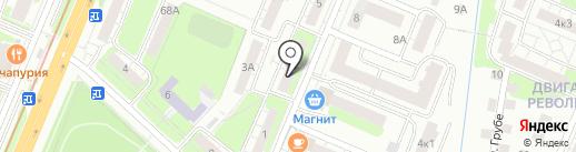 СЕРВИС-ГРУПП на карте Нижнего Новгорода