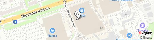 favorite BABY на карте Нижнего Новгорода