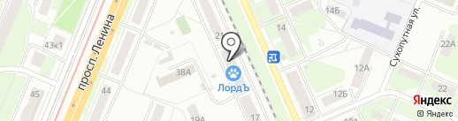 WILDBERRIES на карте Нижнего Новгорода