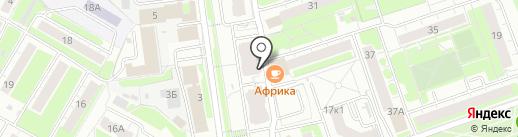 Золушка на карте Нижнего Новгорода