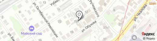 BG Clean на карте Нижнего Новгорода