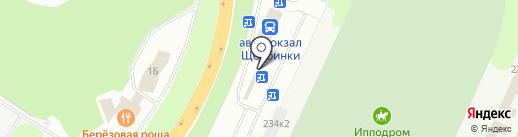 Магазин продуктов на карте Нижнего Новгорода