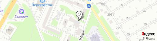 Одна Восьмая на карте Нижнего Новгорода
