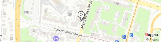 BingoBag на карте Нижнего Новгорода