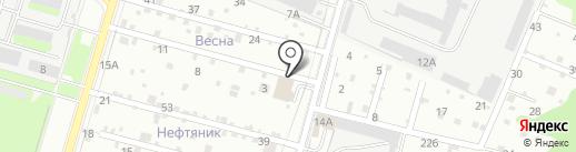 ШамсСпецТех на карте Нижнего Новгорода