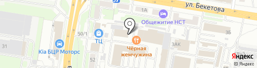 Master-Like на карте Нижнего Новгорода