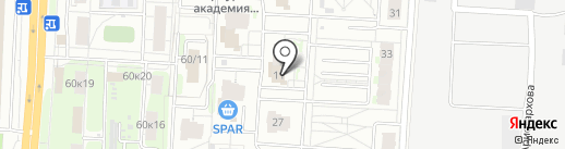 АйТи Груп на карте Нижнего Новгорода