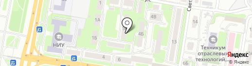 ФОТКИ152 на карте Нижнего Новгорода