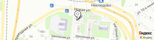 Сбербанк, ПАО на карте Бора