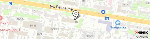 ГОРЬКОВСКОЕ ЦЕНТРАЛЬНОЕ КОНСТРУКТОРСКОЕ БЮРО РЕЧНОГО ФЛОТА на карте Нижнего Новгорода