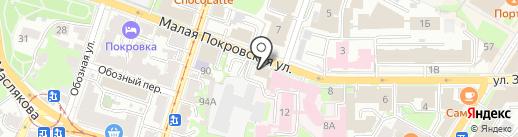 Ах, эта свадьба на карте Нижнего Новгорода