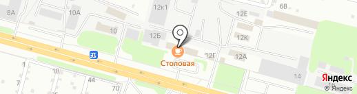 АЛБ Групп на карте Нижнего Новгорода
