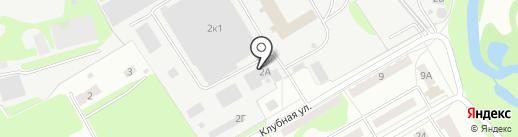 Скс на карте Бора