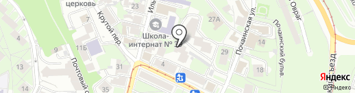 Свой Стиль на карте Нижнего Новгорода
