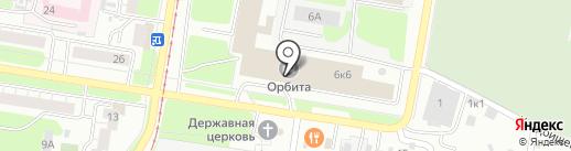 Coffee Molly на карте Нижнего Новгорода