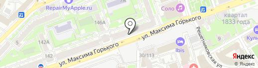 Ароматный мир на карте Нижнего Новгорода