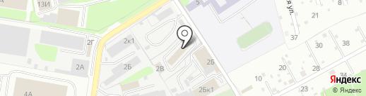 НаборПрофильВсем на карте Нижнего Новгорода