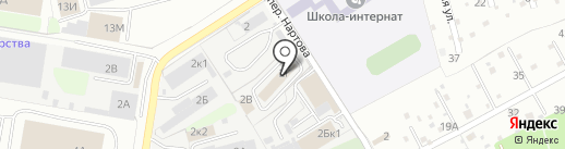 SkySeo на карте Нижнего Новгорода
