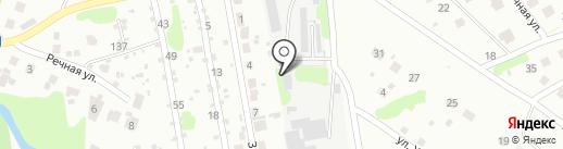 Вип мебель НН на карте Бора