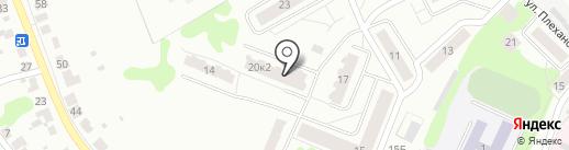 Торговый дом Красногорский на карте Бора