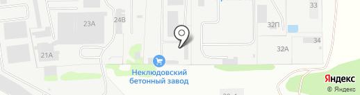 Фасад-НН на карте Бора