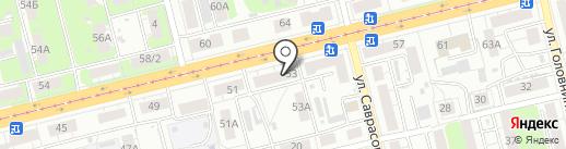Кросс-Оригинал.ру на карте Нижнего Новгорода