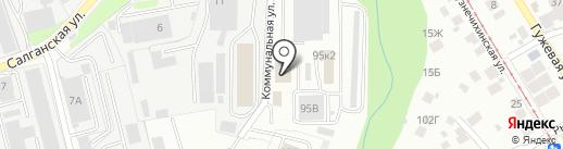HARMAN Connected Services на карте Нижнего Новгорода