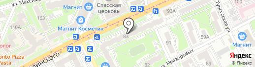 ЗооСфера на карте Нижнего Новгорода